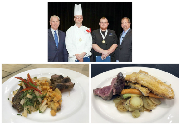 Global Copper Skillet Cook-Off Finalists