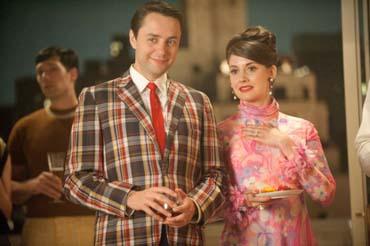 Mad Men theme for corporate gala, event or party
