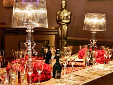 Oscar after party gala theme