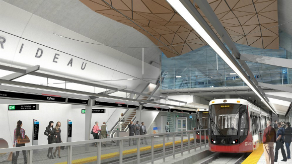 World Class Lrt Network Will Make Exploring Ottawa Even