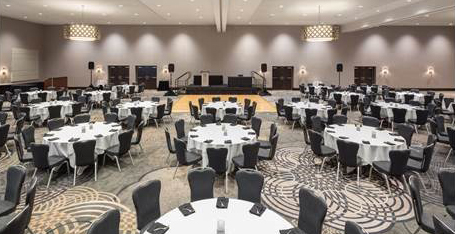 Sheraton Vancouver Airport Hotel unveils new conference centre