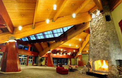 Meeting destinations in Whistler, B.C.