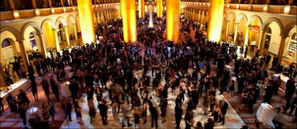 Tips for planning a large corporate gala