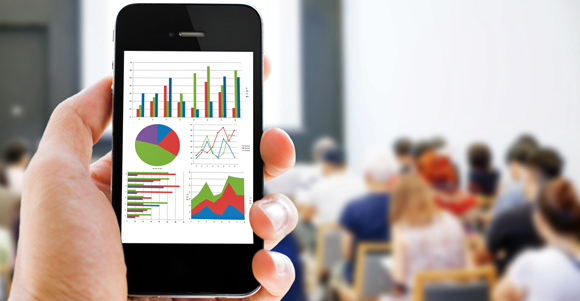 Using mobile app data to create the perfect meeting