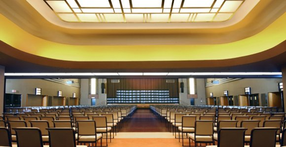 Unique meeting space: The Carlu, Toronto