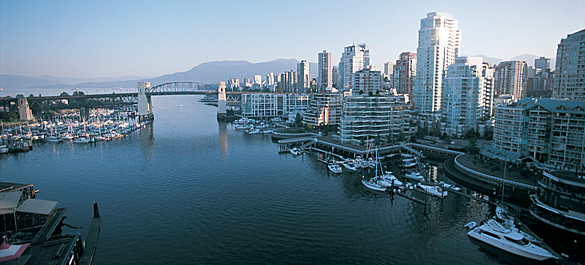 Meetings and conventions in Vancouver, British Columbia