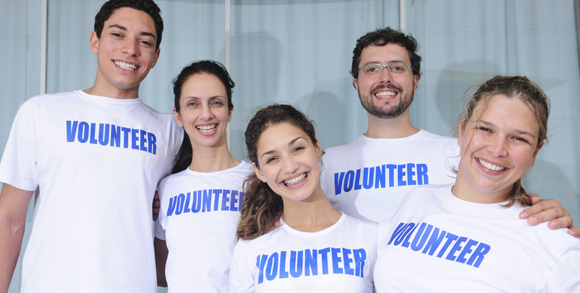 25 ways events can give back